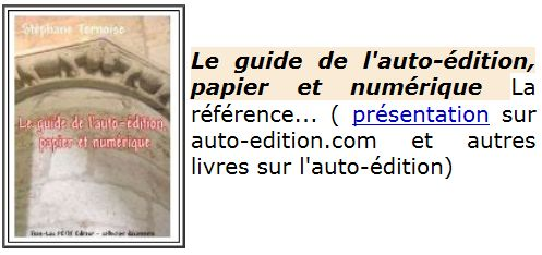 guide autoédition nantais